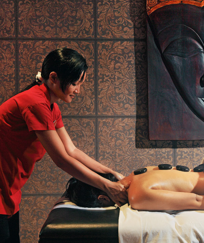 thereputic 24 hours spa services